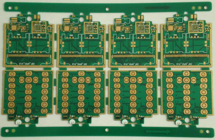 pcb快速da样changjiajieshaoPCB板是绿色的知识