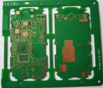 PCB板han盘和过孔的区别
