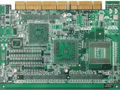 PCB板6层板的mang埋孔标zhun钻带如何分布?